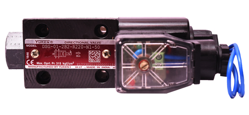 DSG-01-2B2-R220-N1-50 SOLONOID OPERATED DIRECTIONAL CONTROL VALVE
