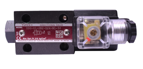 DSG-01-2B2-D24-N1-50 SOLONOID OPERATED DIRECTIONAL CONTROL VALVE