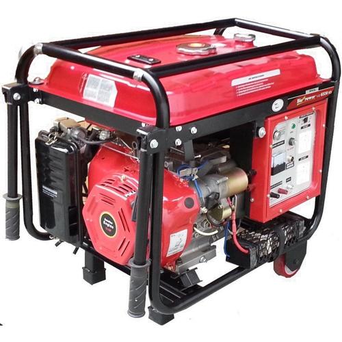 Portable LPG Generator 5KVA