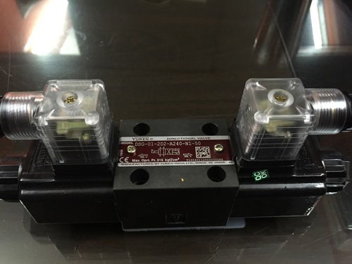 DSG-01-2D2-A240-N1-50 SOLONOID OPERATED DIRECTIONAL CONTROL VALVE 01 SIZE