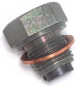 发动机油底壳磁性放油塞