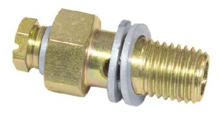 12 MM Banjo Bolt with Air Screw