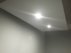 Ravi Iyer - Acoustic Treatment on Ceiling
