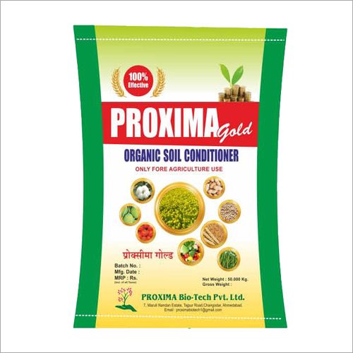 Proxima Gold Organic Soil Conditioner