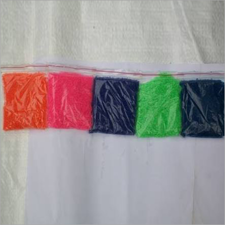 Colored Detergent Powder