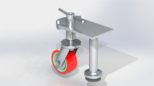 Adjustable Type Vertical Freewheel Bracket