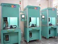 3 Axis Fiber Laser Marking Machine