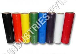 Coloured Grade Stretch Film