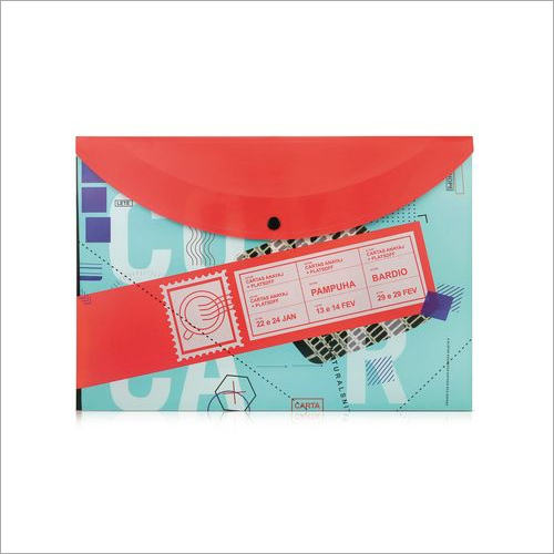Ticket Design My Clear Bag