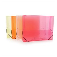 Document Case Transparent