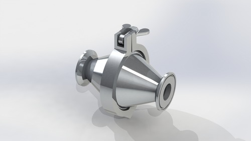 TC-TC-TC Conical Filter