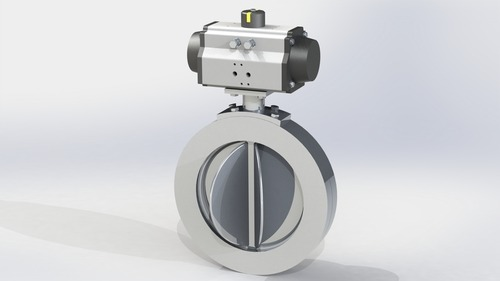 Multi Flap Butterfly Valve