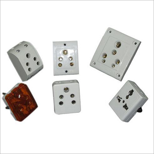 Flameproof Electric Sockets