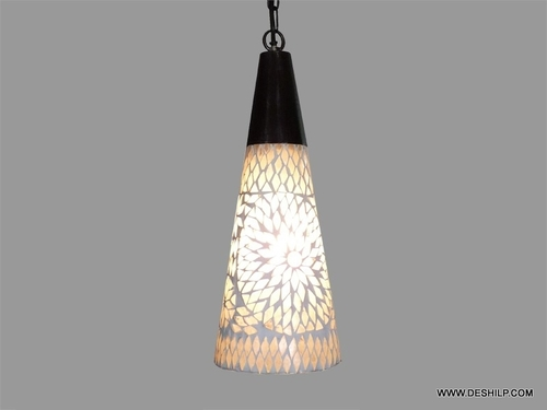 Decorating our homes Hanging lamp will be sure add texture and style