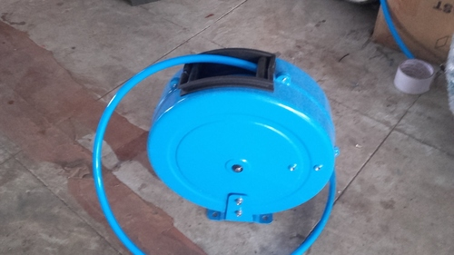 Autorewind Enclosed Air Hose Reel