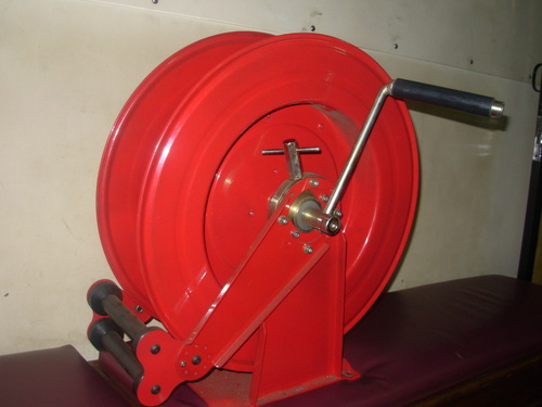 Manual Carbon Steel Oil Hose Reel
