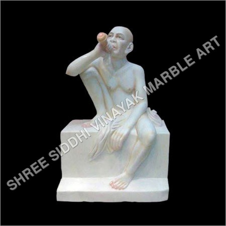 Marble Religious Statue