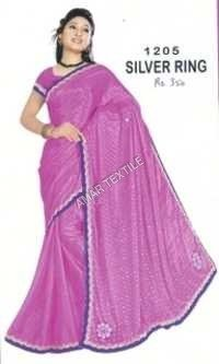 Exclsuive Designing  Saree