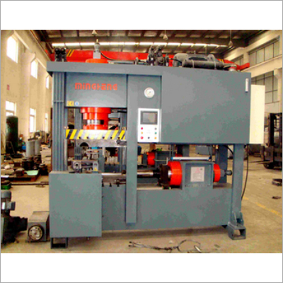 Elbow Cold Push Forming Machine