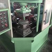 Hydraulic Elbow Beveling Machine
