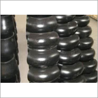 Black Painted 45 degree socket weld elbow