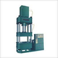 four-column universal hydraulic press brake machine