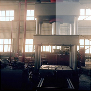 Hydraulic Four Column Press Machine