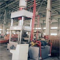 CNC Hydraulic Four Column Press Machine