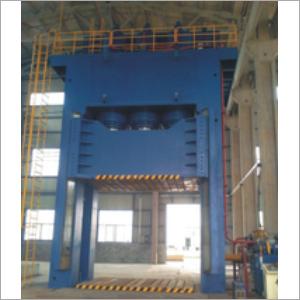 Hydraulic Four Column Press Brake