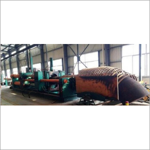Elbow Hot Pushing Forming Machine