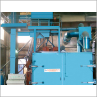 Turntable Shot Blasting Machine