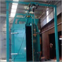 Metal Shot Blasting Machine
