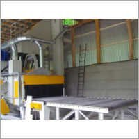 Metal Plate Shot Blasting Machine