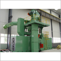Steel Beam Shot Blasting Machine