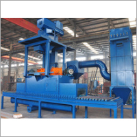 Steel Bar Shot Blasting Machine