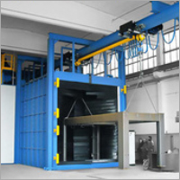 Catenary Shot Blasting Machines