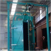 Hook Type Shot Blasting Machine