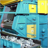 Steel Track Dry Cleaning Machine