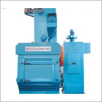 Rotary Barrel Type Shot Blasting Machine