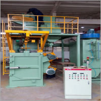 Die Casting Shot Blasting Machine