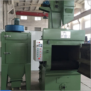 Casting Rotating Table Shot Blasting Machine