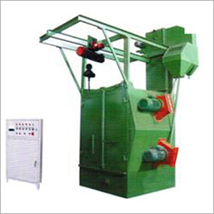 Conveyor Belt Shot Blasting Machines