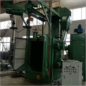 Aluminium Profile Shot Blasting Machine - Manufacturer and Exporter