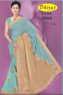 Exclusive Designer print sarees