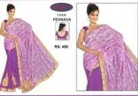 Desinger Cotton Sarees