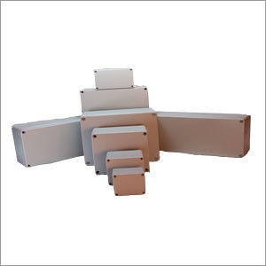 Aluminium Enclosures Boxes
