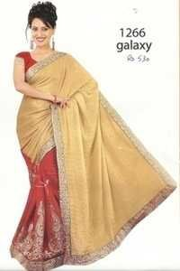 Fancy Designing net sarees