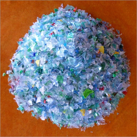 Pet Flakes Mix Color