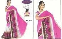 Designer Gota sarees