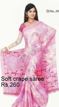 Schiffon sarees for women